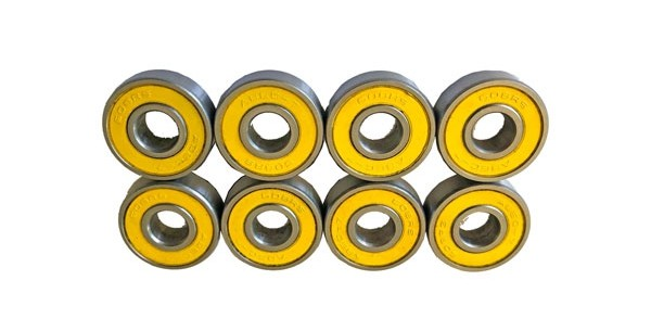9X17X4 mm Hybrid Ceramic Deep Groove Ball Bearing 689 2RS 689z 689zz 689RS, China Bearing Factory