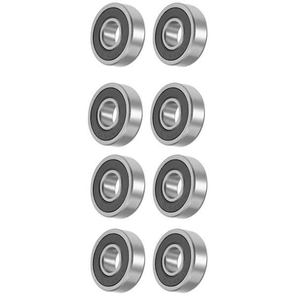 NSK bearings 6204ZZ deep groove ball bearing 6204-2RS nsk bearing supplier #1 image