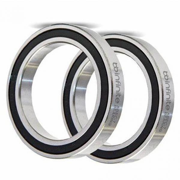 High quality nsk 6014DDU deep groove ball bearing rubber seal nsk 6017DDU 6309 deep ball bearings for sale #1 image