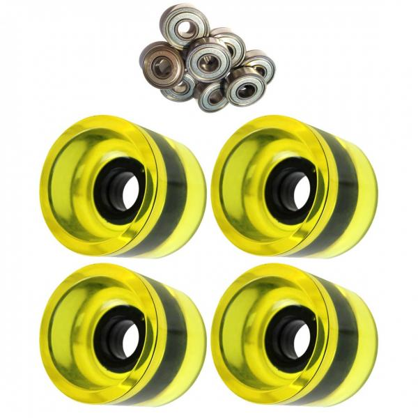 High Presicion Engine Parts Motorcycle Parts High Speed Angular Contact Ball Bearing 72 Series Wheel Bearing #1 image
