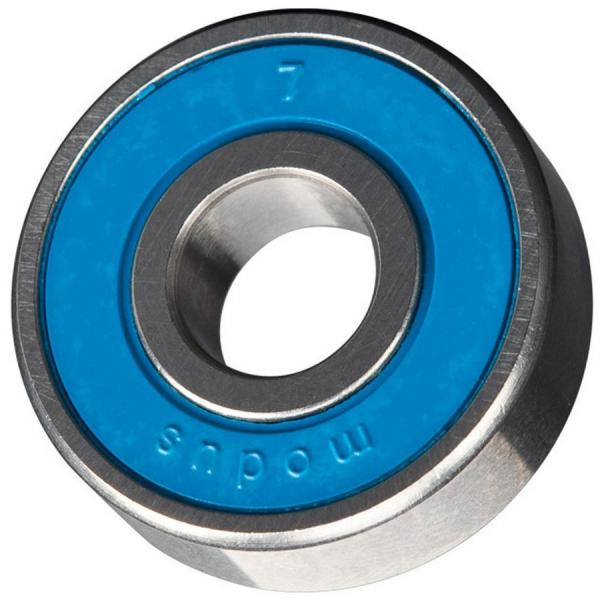 Ball Screw Bearing NACHI Angular Contact Ball Bearing 25tab06u-2lr/GM #1 image